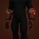 Conqueror's Aegis Gauntlets, Conqueror's Aegis Handguards, Conqueror's Aegis Gloves Model