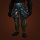 Bloodthirsty Gladiator's Chain Leggings Model