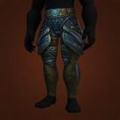 Bloodthirsty Gladiator's Chain Leggings Model