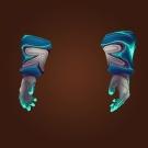 Frostfire Gloves Model
