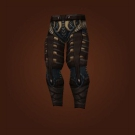 Pygmy Pants, Cured Proto-Drake Leggings Model