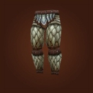 Silvermoon Leggings, Champion's Leggings Model
