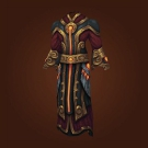 Catia's Flowing Robes Model