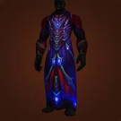 Vengeful Gladiator's Dreadweave Robe, Vengeful Gladiator's Felweave Raiment Model