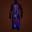 Vengeful Gladiator's Dreadweave Robe, Vengeful Gladiator's Felweave Raiment Model