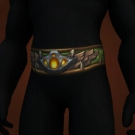Cataclysmic Gladiator's Belt of Cruelty, Cataclysmic Gladiator's Belt of Meditation Model
