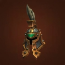 Malevolent Gladiator's Plate Helm, Crafted Malevolent Gladiator's Plate Helm Model
