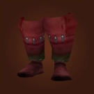 Worn Running Boots Model