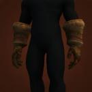 Replica Blood Guard's Dragonhide Gauntlets, Replica Blood Guard's Dragonhide Grips Model