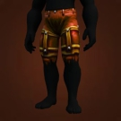 Cutthroat's Pants, Barbaric Leggings, Devilsaur Leggings, Oilcloth Breeches, Murkblood Pants Model