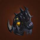 Mantle of Fiery Vengeance Model