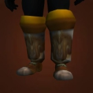 Replica Knight-Lieutenant's Plate Boots, Replica Knight-Lieutenant's Plate Greaves Model