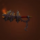 Malevolent Gladiator's Gavel Model