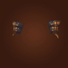 Crafted Dreadful Gladiator's Chain Gauntlets Model