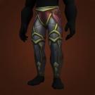 Vengeful Gladiator's Lamellar Legguards, Vengeful Gladiator's Scaled Legguards Model