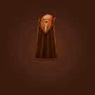 Shroud of Ironforge, Cape of Ironforge, Mantle of Ironforge Model