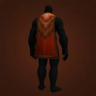 Sanguine Cape, Resilient Cape, Seized Rageroar Cloak, Murkblood Cape Model