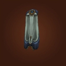Sargerei Councilor's Drape, Hearthhealer Cloak Model