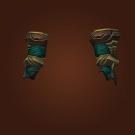 Crafted Malevolent Gladiator's Ironskin Gloves, Crafted Malevolent Gladiator's Copperskin Gloves Model