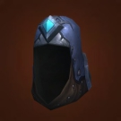 Hateful Gladiator's Scaled Helm, Hateful Gladiator's Ornamented Headcover Model