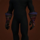 Hateful Gladiator's Mooncloth Gloves, Hateful Gladiator's Satin Gloves Model