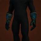 Hematite Plate Gloves, Endwyn's Flickering Gauntlets, Gear-Marked Gauntlets, Hematite Plate Gloves, Hematite Plate Gloves Model