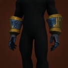 Wild Gladiator's Scaled Gauntlets, Wild Gladiator's Plate Grips, Warmongering Gladiator's Scaled Gauntlets, Warmongering Gladiator's Plate Grips Model