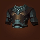 Stamped Felsteel Chestplate, Breastplate of Iron Wrath Model