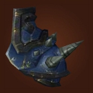 Vengeful Gladiator's Plate Shoulders Model