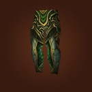 Valorous Dreamwalker Leggings, Valorous Dreamwalker Trousers, Valorous Dreamwalker Legguards Model