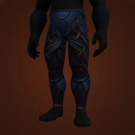 Vengeful Gladiator's Leather Legguards Model