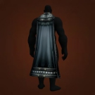 Cloak of the Brood Lord, Ironscale War Cloak, Ironscale War Cloak, Black-Iron Battlecloak Model