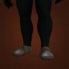 Mar'li's Bloodstained Sandals, Starwalker Sandals, Mar'li's Bloodstained Sandals Model