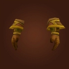 Stonebark Gauntlets, Chimeric Gloves Model