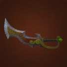 Barbarian Sword, Darkhide Blade Model