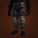 Leggings of the Water Moccasin, Winterfrost Leather Waders, Eviscerator's Legguards, Leggings of Visceral Strikes, Legguards of Swarming Attacks, Chain Gang Legguards, Ravenous Leggings of the Furbolg, Ravenous Leggings of the Furbolg, Legguards of Swarming Attacks Model