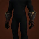 Brittleskin Wraps, Chakram-Gripping Gloves, Ironpelt Mitts Model