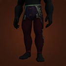 Primal Gladiator's Trousers of Cruelty, Primal Gladiator's Felweave Trousers Model