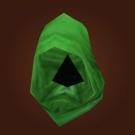 Conjurer's Hood, Hibernal Cowl, Mistyreed Hood, Ango'rosh Souleater's Cowl Model