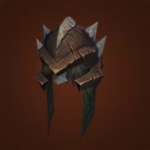 Vicious Gladiator's Wyrmhide Helm Model
