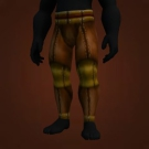 Senator's Handsome Leggings, Trousers of Turning Fortune, Mongrel Greaves Model