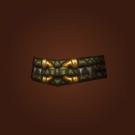 Tyrannical Gladiator's Belt of Meditation, Tyrannical Gladiator's Belt of Cruelty Model