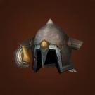 Ramshorn Greathelm, Farseer's Headpiece, Stormhide Crown Model