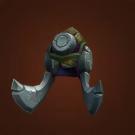 Brushstalker Helm, Contender's Wyrmhide Helm, Jinyu-Polished Hood, Zom's Misty Hood, Hozen-Crafted Hood, Ale-Boiled Hood Model