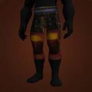 Gorge Stalker Legplates Model