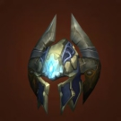 Faceplate of the Honorbound, Peacebreaker's Armored Helm Model