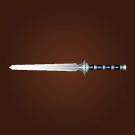 Barus' Backup Sword Model
