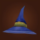 Sorcerer Hat, Mistscape Wizard Hat Model