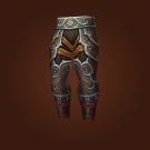 Blackthicket Legguards, Deepwoods Legguards, Leggings of the Fifth Sun, Lui's Leggings Model