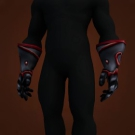 Dark Iron Gauntlets, Inferno Tempered Gauntlets Model